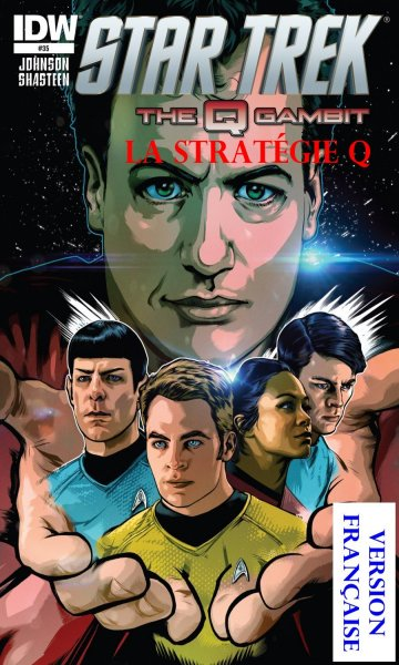 Star Trek : The Q Conflict [TOS-TNG-DS9-VOY;2019] 010