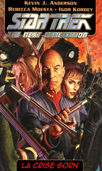 La crise Gorn I & II (Wild Storm - The Gorn Crisis) 020