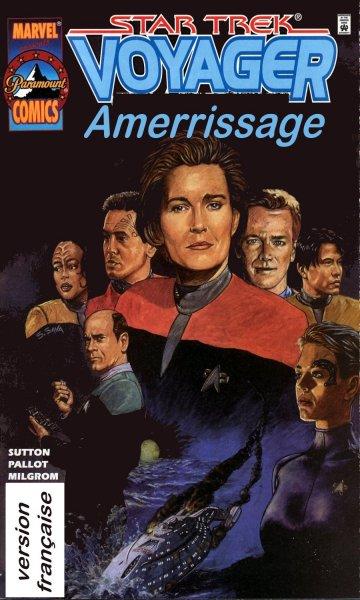 Amerrissage I, II & III (Marvel Extra 1 - Splash down) 027