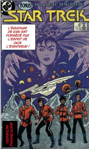 Le loup est à l'affût (DC Comics - Wolf on the prowl I) 007-1
