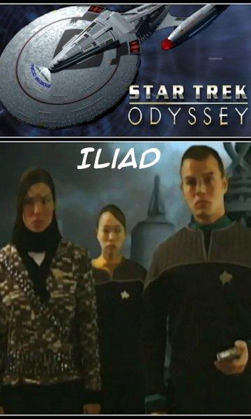 [vostfr]Iliad (Star Trek Odyssey 1.01 - Iliad) 101