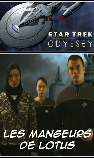 mangeur de lotus - [vostfr]Les mangeurs de lotus (Star Trek Odyssey 1.03 - The Lotus Eaters) 103