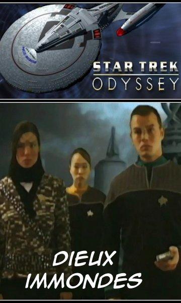 [vostfr]Dieux immondes (Star Trek Odyssey 1.04 - Vile Gods) 104