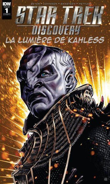 The Light of Kahless [DIS, 2017-2018] 023