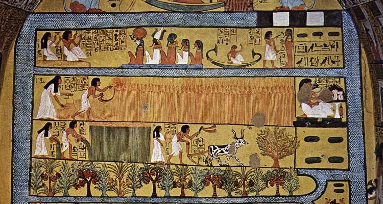 10 - Egipatska mitologija  Egipatski_svijet_mrtvih-750x400