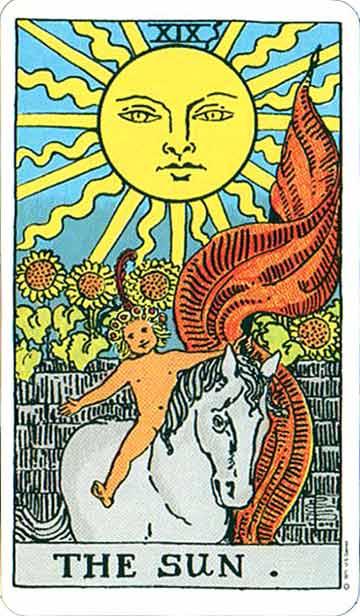 Numri - Numri 19 Le-Solei-The-Sun