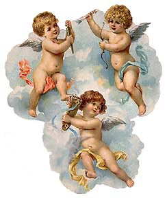 Cyberfetus Rising The Star Larvae Hypothesis: Nature's Plan for Humankind (Addendum ) Angels_neotenous3