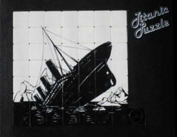 Puzzles Titanic 4612400P