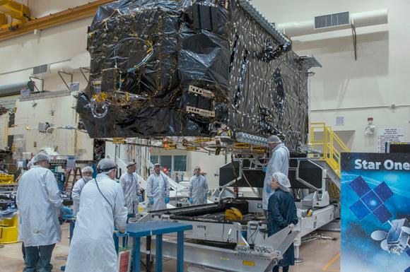 Confira o planejamento para aumento de capacidade satelital das operadoras de DTH no Brasil Foto-15