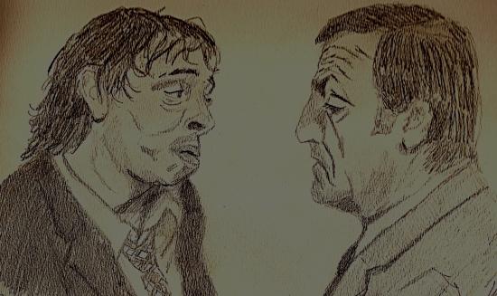 Caricatures et Portraits - Page 2 Lino-ventura-6-by-JIM