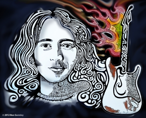 Dessins & peintures - Page 9 Rory-gallagher-1-by-BenGman007