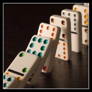 The Dominoes Fall: Why have all these Wall Street darlings resigned suddenly?  6d208-dominoes-falling-300x300