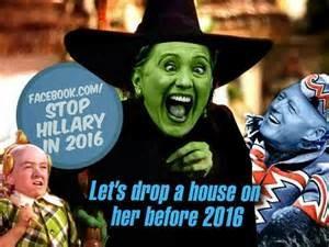 Presidential Clown Show Newz ~ 3/7/2016 Hillary-wicked-witch-300x225