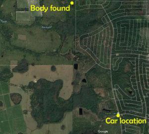 UPDATE: Ronald Bernard Found Dead in Florida NOT TRUE Bernard-lost-map-300x270