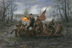 The QAnon Question: Curiosity Killed the Cat  JonMcNaughton_Crossing_the_Swamp-300x200