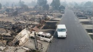 Must Hear: Cali Fire Victim Awake and Aware Tells What Activities Preceded the Paradise Fire & Her Observations On Evacuation  Cali-DEW-neighbourhood-300x169