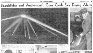 Do Solar Storms Send Energy Beams Down to Blow Up Transformers?  Battle-of-Los-Angeles-300x173