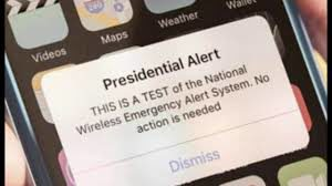 Electrical Grid Event in New York Related to Hidden Tesla Technology? & A Backstory on the CenturyLink Outage  Presidential-alert-300x168