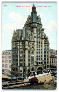 Tartarian Magic, Parabolic Mirrors, and Flying Carpets: History Erased  Pabst-building-Milwaukee-WI-early-1900s-193x300