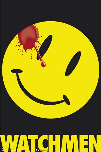 Comics! Keine Mangas! FP2219-WATCHMEN-smiley