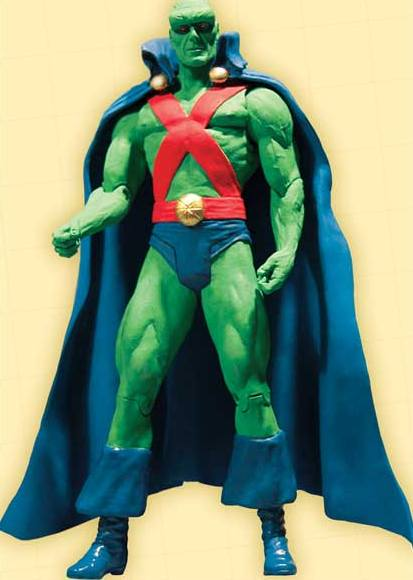 What Martian Manhunter would you recommend? JLA_5-Martian