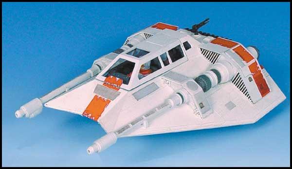 FAQ : Une question, de l'aide, des conseils...c'est par ici Snow-Speeder-model-kit