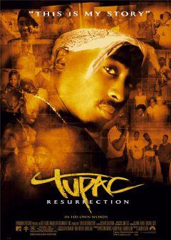 Dernier CD/VINYLE/DVD acheté ? Tupac_Resurrection