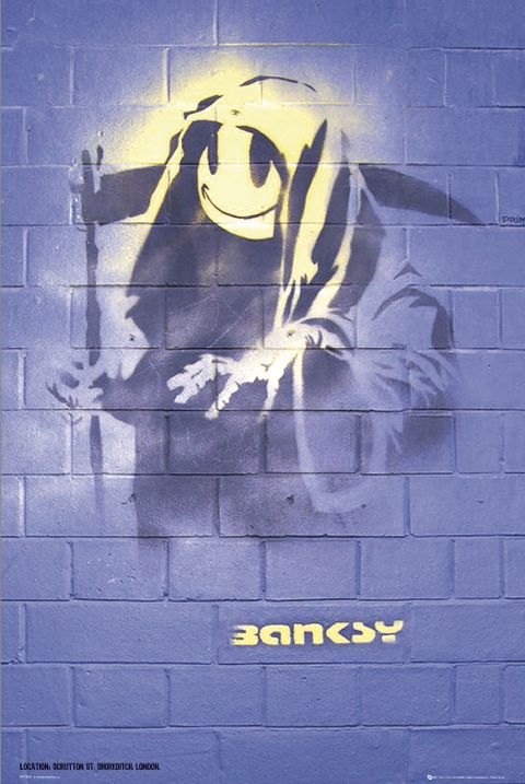 Grafiti Graffiti-reaper