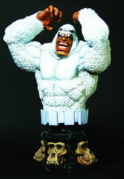 The Champion Marvel-man-ape-mini-bust