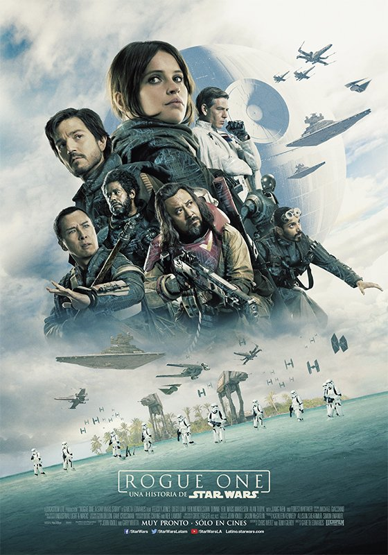 Artwork Star Wars Rogue One- ACME - Mission for Hope 20161108-starwars-rogue-one-poster-mexique-02