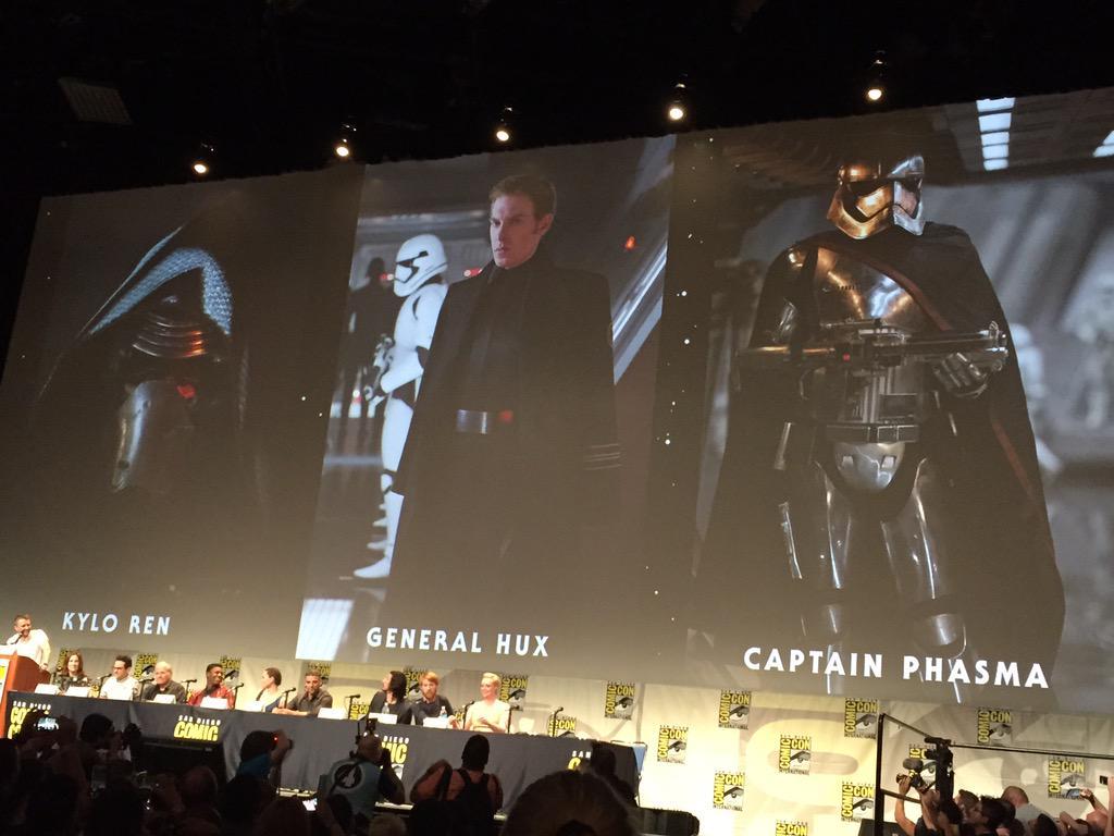 Star Wars : Le Réveil de la Force [Lucasfilm - 2015] 9