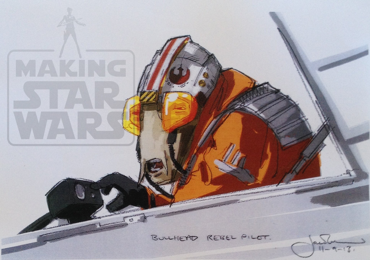Star Wars : Le Réveil de la Force [Lucasfilm - 2015] IMG_1090