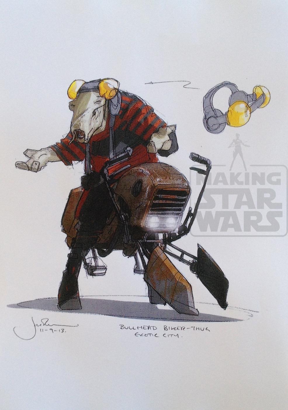 Star Wars : Le Réveil de la Force [Lucasfilm - 2015] IMG_6403