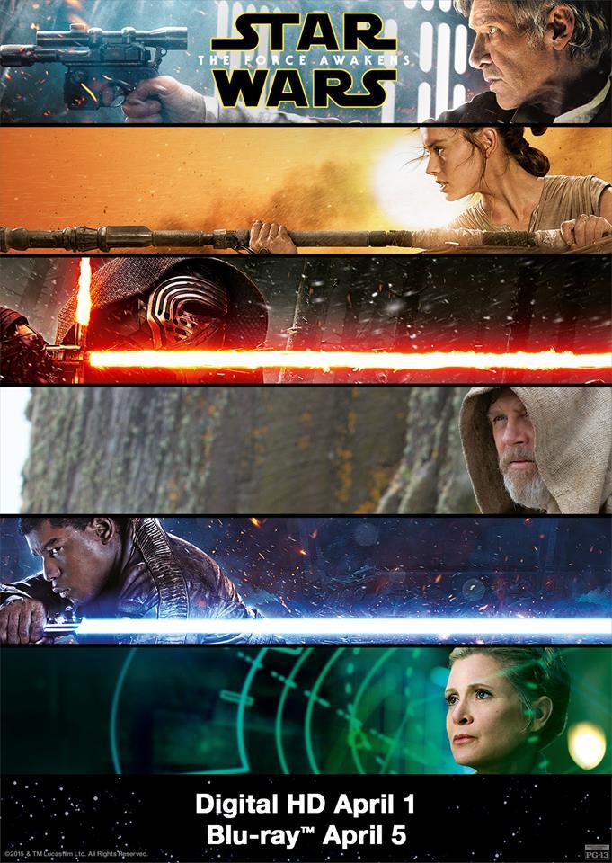 Star Wars : Le Réveil de la Force [Lucasfilm - 2015] - Page 19 Pubbluray