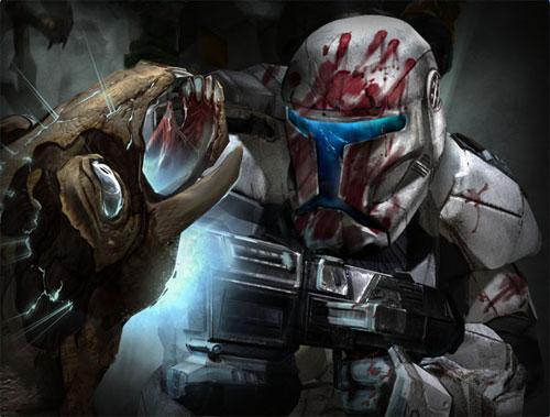 The best/coolest Clonetrooper Sev2