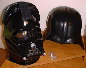 Tout savoir sur le costume de Darth Vader VaderCA
