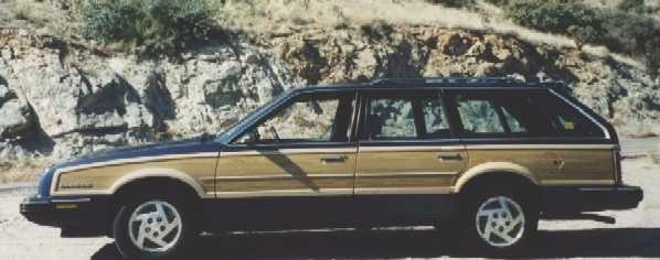 [Mk5] - Chassis cab' caisse déménagement 1988_Pontiac_6000_side