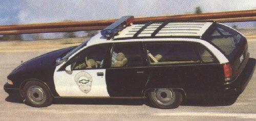 March LROM?  Buelller? 1991_Chevrolet_Caprice