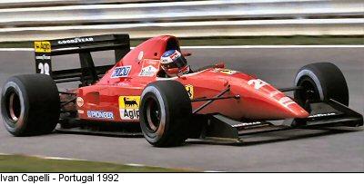 Moteurs Ferrari de F1 (1950 à 2014) 218