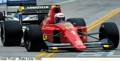 Moteurs Ferrari de F1 (1950 à 2014) 61