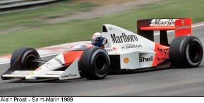 Ecurie McLarens 116