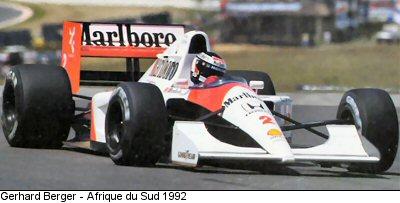 Ecurie McLarens 138