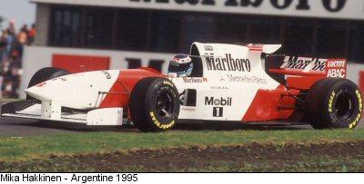 Ecurie McLarens 191