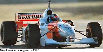 Ecurie McLarens 205