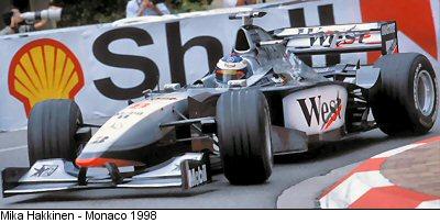 Ecurie McLarens 222