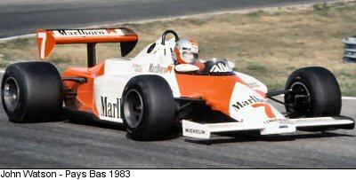 Ecurie McLarens 252