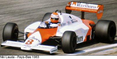 Ecurie McLarens 253