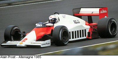 Ecurie McLarens 288