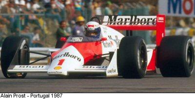 Ecurie McLarens 324