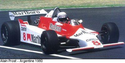 Ecurie McLarens 361